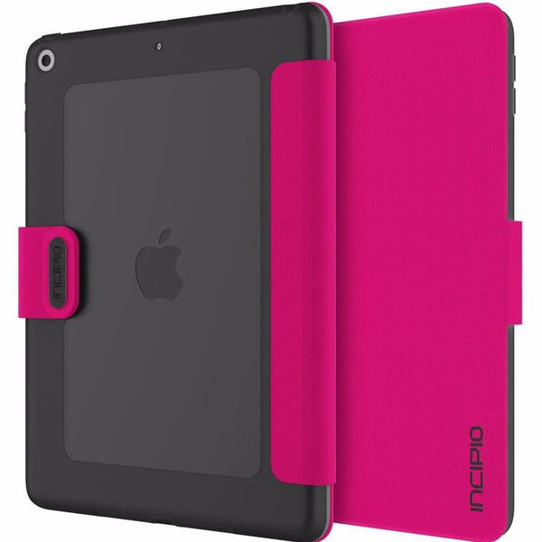 buy incipio clarion shock absorbing translucent folio case for ipad 9.7 (2017) 5th gen pink australia