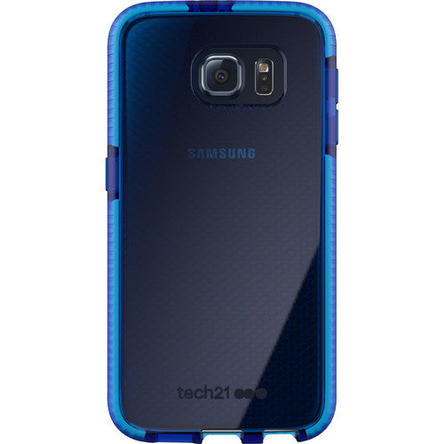 Shop Australia stock Tech21 Evo Check Case for Galaxy S6 - Blue/White with free shipping online. Shop TECH21 collections with afterpay Australia Stock