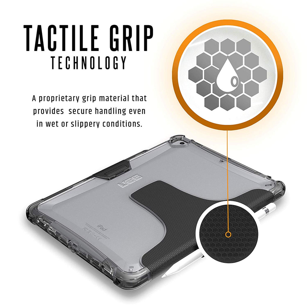 Shop Australia stock UAG PLYO RUGGED SLIM FOLIO CASE FOR IPAD 9.7-INCH (6TH/5TH GEN)/AIR 2 - ICE/BLACK with free shipping online. Shop UAG collections with afterpay Australia Stock