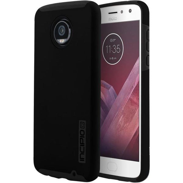 Buy Incipio Dualpro Dual-Layer Protective Case For Moto Z2 Play Black Australia