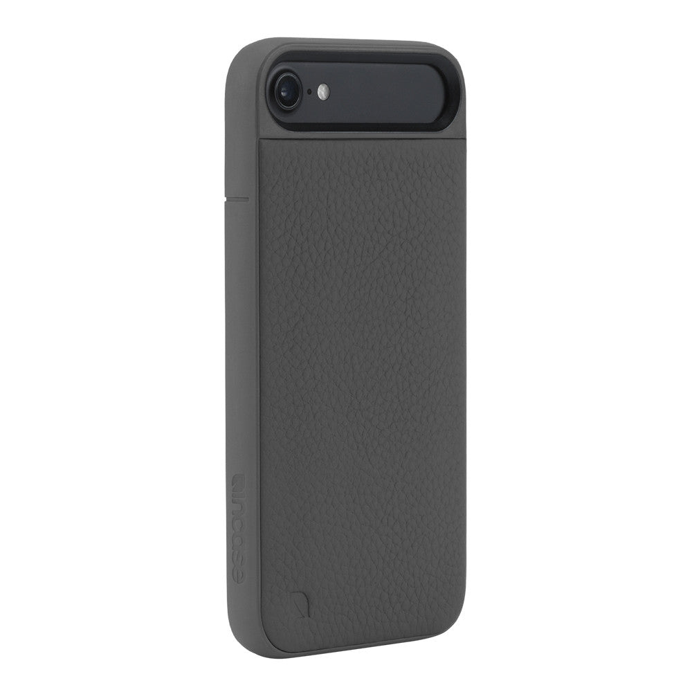 place to buy genuine Incase Icon II Pebbled Leather TENSAERLITE Case for iPhone 8/iPhone 7 - Grey colour australia syntricate  Australia Stock