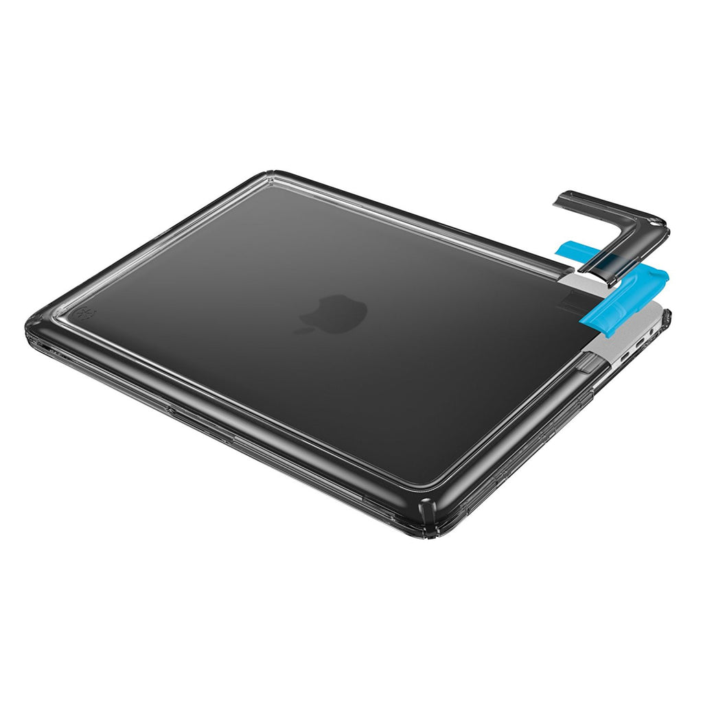 Shop Australia stock SPECK PRESIDIO CLEAR CASE MACBOOK PRO 13 INCH (USB-C) & W/TOUCH BAR - ONYX with free shipping online. Shop Speck collections with afterpay Australia Stock