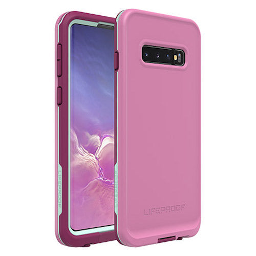 pink waterproof case for samsung galaxy s10