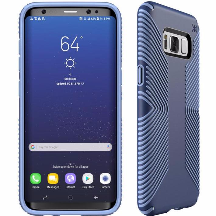 Original and authentic products from authorized distributor for Speck Presidio Impactium Slim Grip Case For Galaxy S8+ Plus - Marine Blue. Free express shipping on Syntricate. Australia Stock