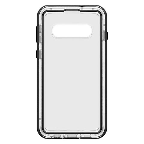buy online clear case for samsung galaxy s10 from lifeproof
