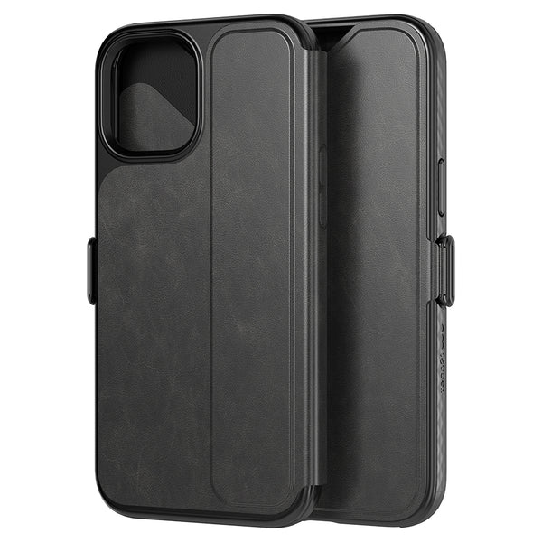 buy online local stock wallet folio case for iphone 12 pro max from tech21 australia