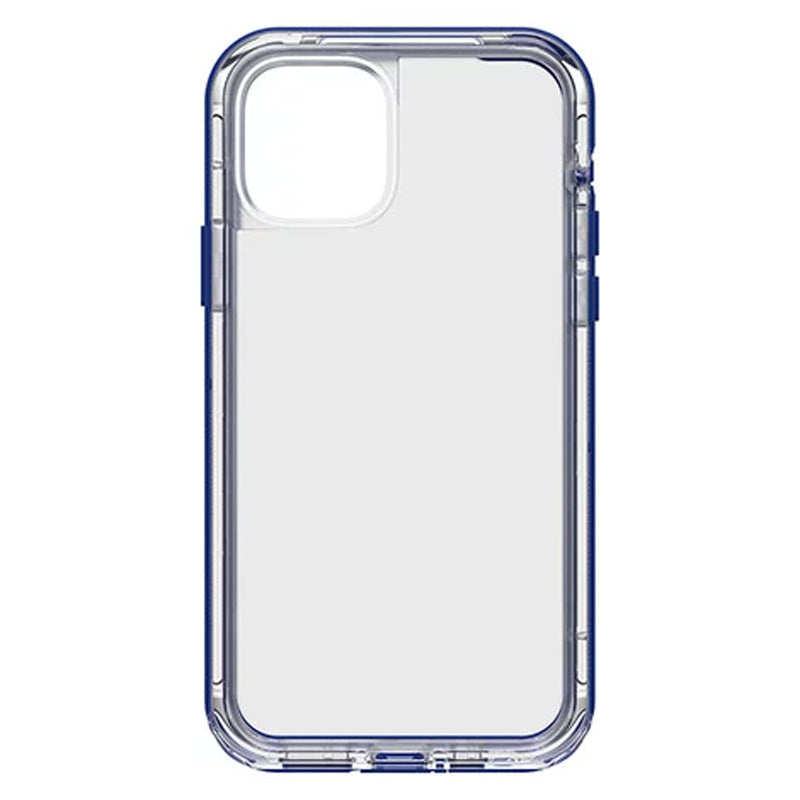 back view iphone 11 pro case blue bumper design from lifeproof australia Australia Stock
