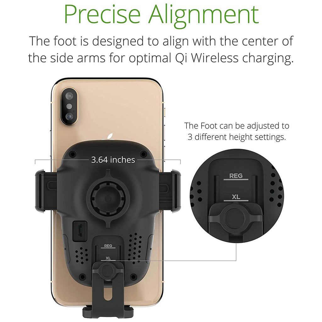 Shop Australia stock IOTTIE Auto Sense Automatic Qi Wireless Charging Car Mount For iPhone/Samsung Galaxy/Qi-Enabled Devices with free shipping online. Shop iottie collections with afterpay Australia Stock