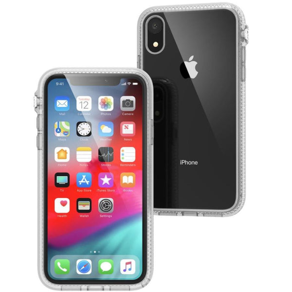 buy clear case for iphone xr with impact protection from catalyst at the Australia biggest online store.