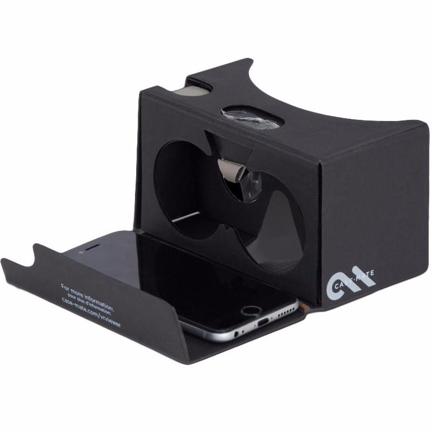 authorized distributor for CaseMate Google Cardboard Virtual Reality Viewer V2.0 - Black australia Australia Stock