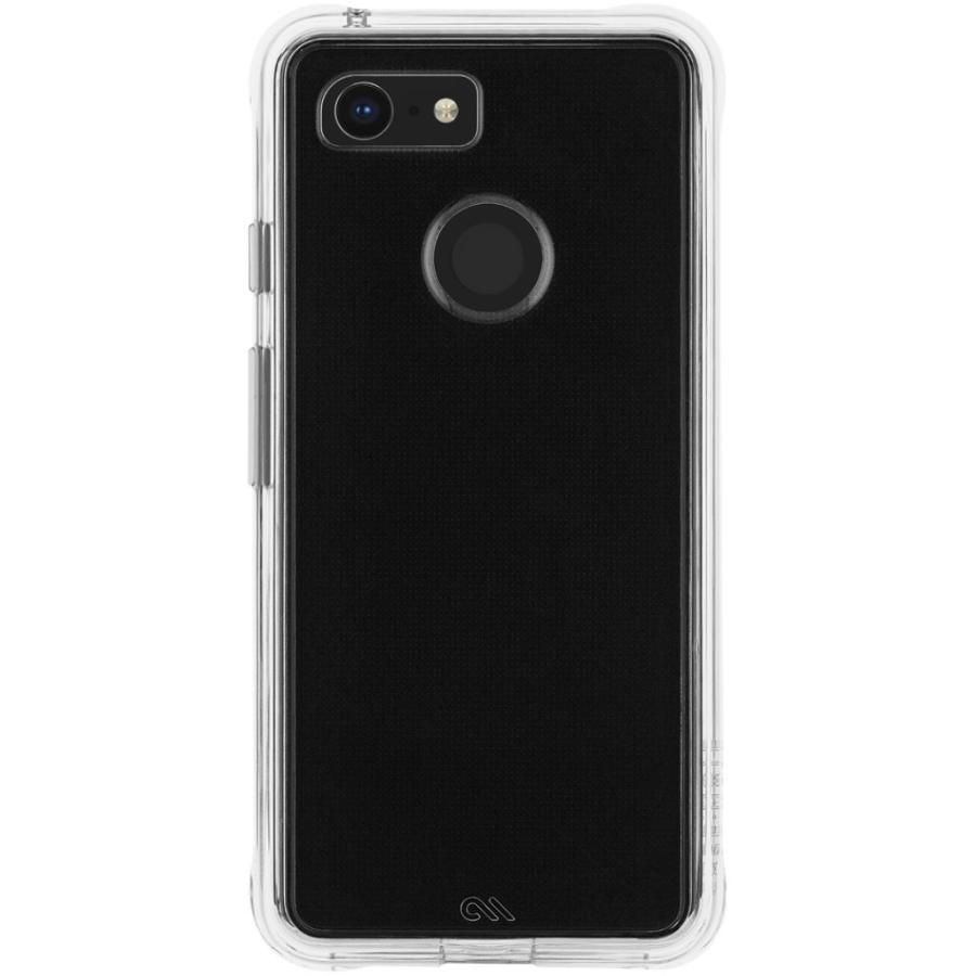 newest 24ce8 6d852 CASEMATE TOUGH CLEAR CASE FOR GOOGLE PIXEL 3 - CLEAR