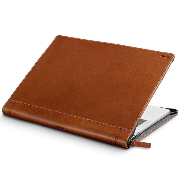 macbook pro 15 usb c leather case with extra storage from twelve south australia