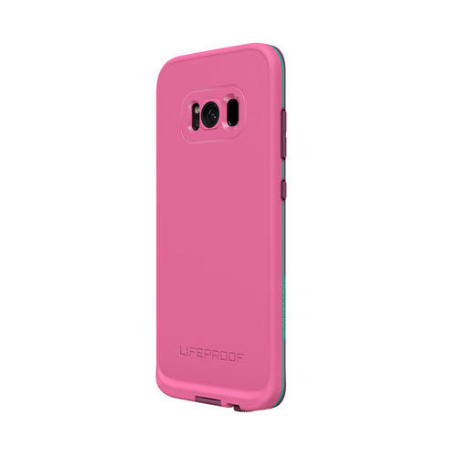 Cute and Tough Lifeproof Fre Waterproof Case For Galaxy S8+ Plus Pink Australia. Australia Stock