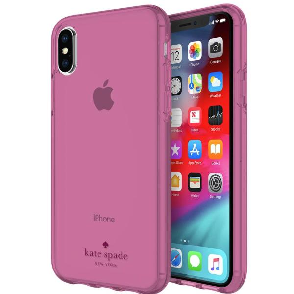 Get the latest FLEXIBLE CASE FOR IPHONE XS MAX - PURPLE TINTED FROM KATE SPADE NEW YORK with free shipping online. Australia Stock