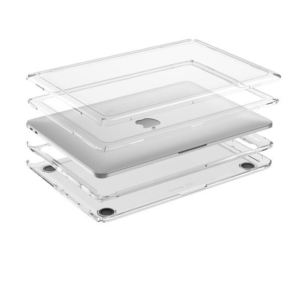 Shop Australia stock SPECK PRESIDIO CLEAR CASE MACBOOK PRO 13 INCH (USB-C) & W/TOUCH BAR - CLEAR with free shipping online. Shop Speck collections with afterpay Australia Stock