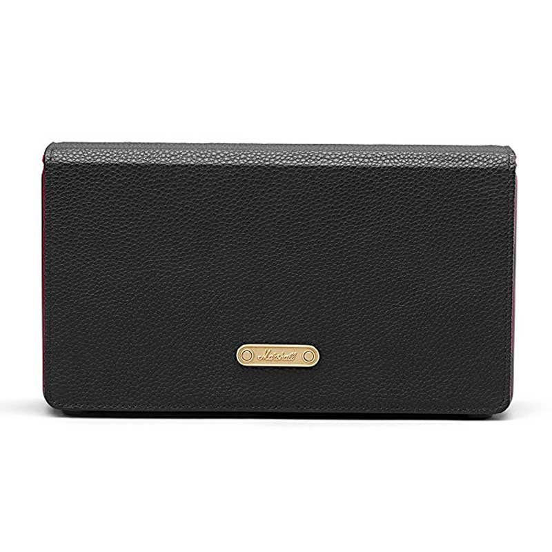 Shop Australia stock MARSHALL STOCKWELL PORTABLE BLUETOOTH SPEAKER WITH FLIPCOVER - BLACK with free shipping online. Shop Marshall Headphones collections with afterpay Australia Stock