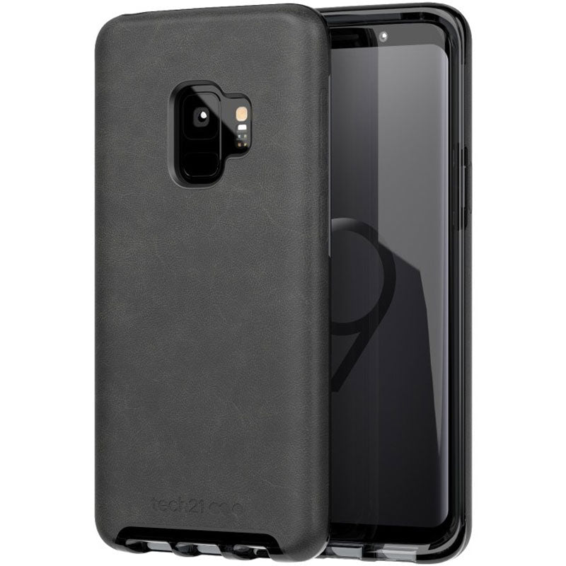 tech21 evo luxe vegan leather flexshock case for galaxy s9  Australia Stock