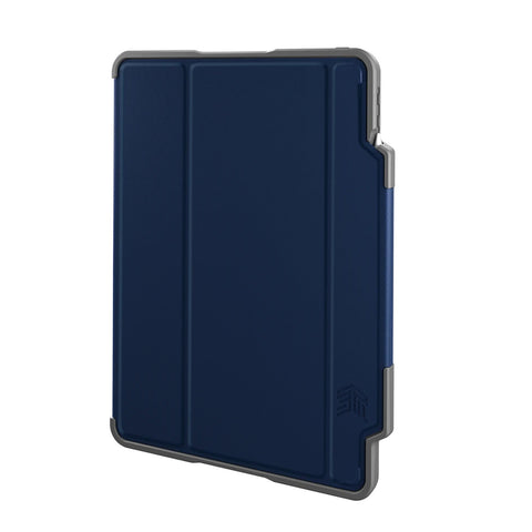 STM Rugged Case Plus Folio Case For iPad Pro 11 (2nd/1st Gen) - Midnight Blue