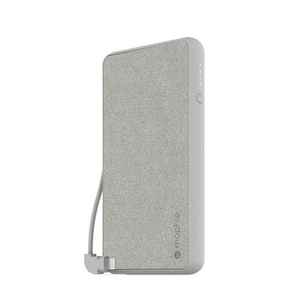 Shop Australia stock MOPHIE Powerstation Plus W/Lightning Connector 6040mAh Portable Battery - Grey with free shipping online. Shop Mophie collections with afterpay