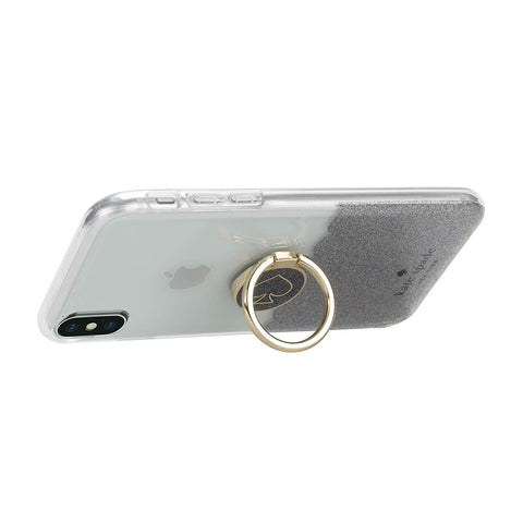Shop Australia stock KATE SPADE NEW YORK GIFT SET PROTECTIVE CASE & RING STAND FOR IPHONE XS/X - SCALLOP BLACK MULTI/CLEAR with free shipping online. Shop Kate Spade New York collections with afterpay