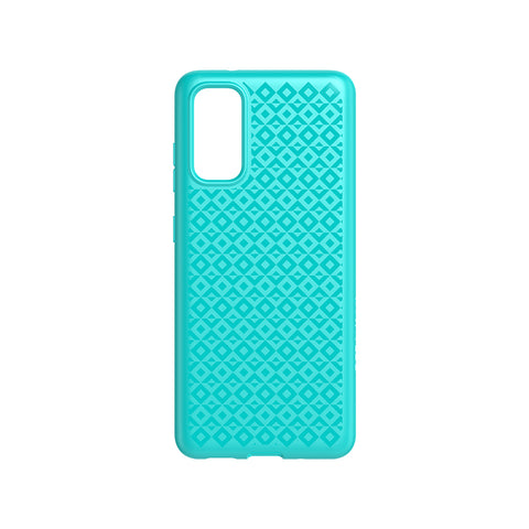 "Shop Australia stock TECH21 Studio Design Case For Galaxy S20 (6.2"") - Aqua with free shipping online. Shop TECH21 collections with afterpay"