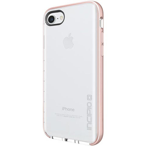 Shop Australia stock INCIPIO OCTANE LUX METALLIC ACCENTED BUMPERS CASE FOR iPHONE 8/7 - ROSE GOLD with free shipping online. Shop Incipio collections with afterpay