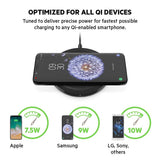 Shop Australia stock BELKIN QI BOOST UP BOLD WIRELESS 10W CHARGING PAD FOR IPHONE/SAMSUNG/LG/SONY- BLACK with free shipping online. Shop Belkin collections with afterpay