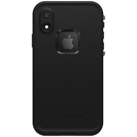 place to buy online iphone xr waterproof and dropproof case from lifeproof australia. black colour. Australia Stock