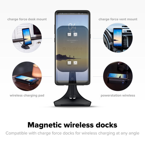 magnetic wireless charge note 8 mophie case australia