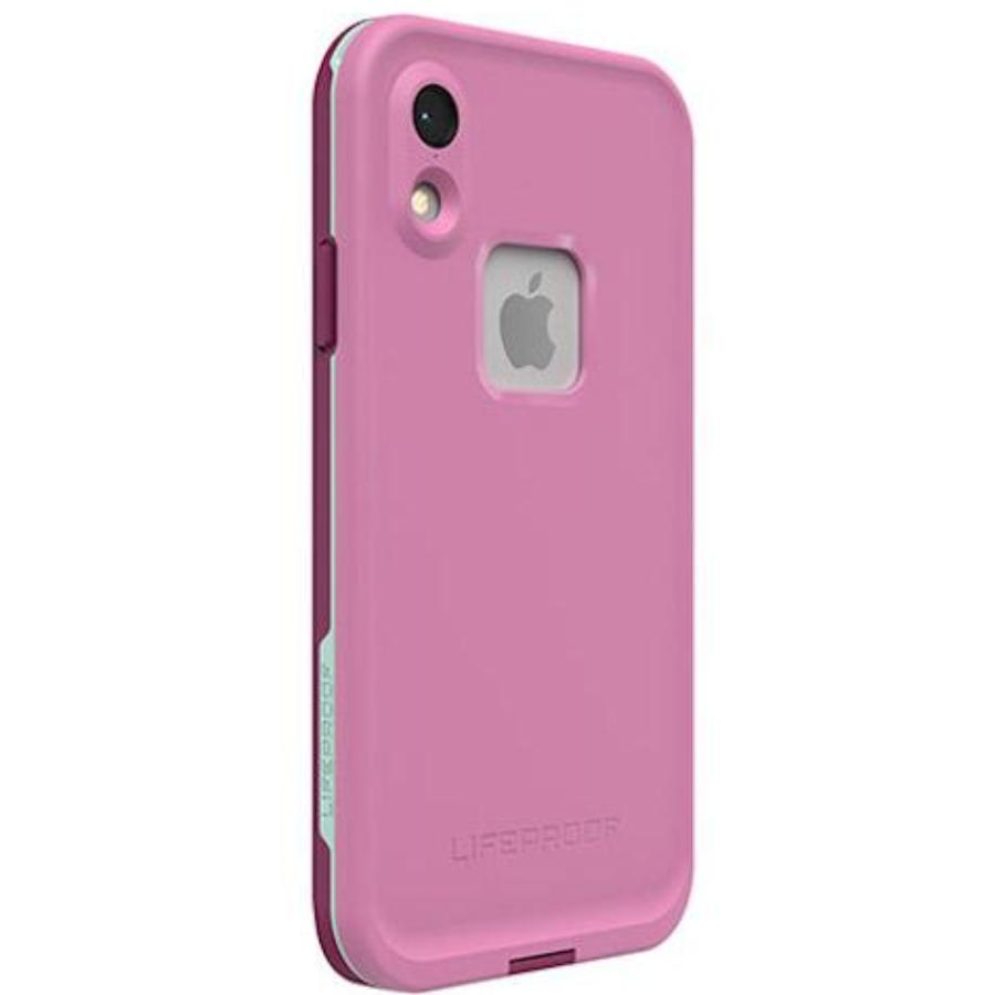 back side of fre waterproof pink colour case Australia Stock