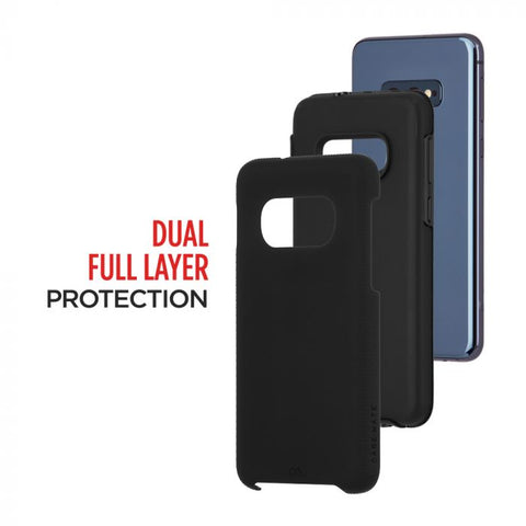 multi layer protection case cover for samsung galaxy s10e black series from Casemate australia