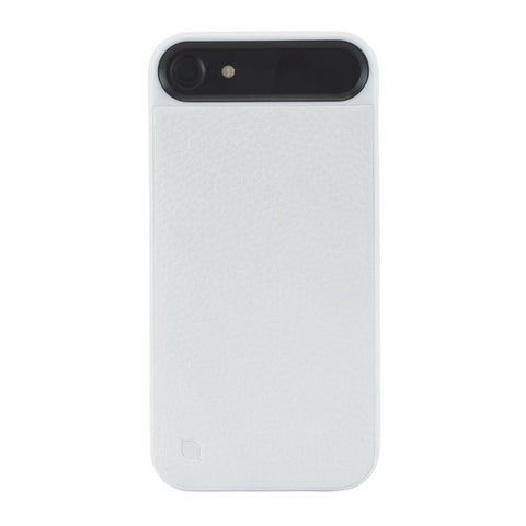 trusted and genuine and original products from Incase Icon II Pebbled Leather TENSAERLITE Case for iPhone 8/7 - White colour. Free express shipping Australia wide only on Syntricate.