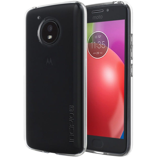 Buy Incipio Ngp Pure Slim Polymer Case For Moto E4 Clear Australia