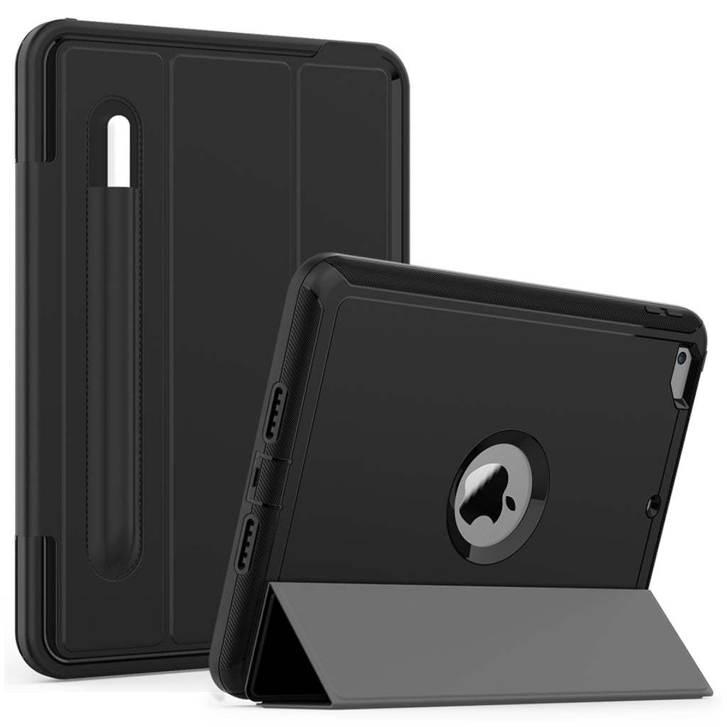Shop Australia stock FLEXII GRAVITY Rugged Smart Cover Case for iPAD 9.7-INCH (6TH/5TH GEN) - Black with free shipping online. Shop FlexiiGravity collections with afterpay Australia Stock