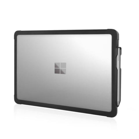 STM Dux Rugged Case For Surface Laptop 3/2 (13.5 inch) - Black