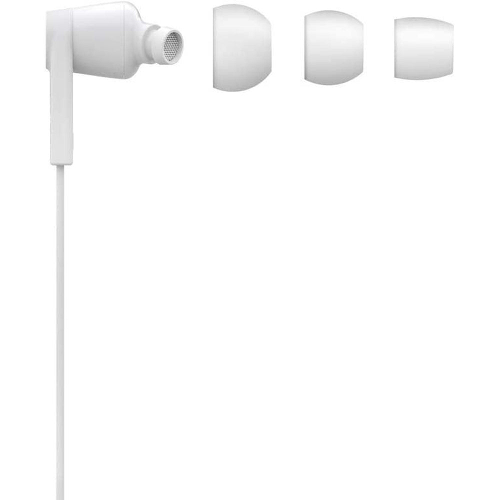 Shop Australia stock BELKIN ROCKSTAR Headphones with USB-C Connector For SmartPhones/Tablets -White with free shipping online. Shop Belkin collections with afterpay Australia Stock
