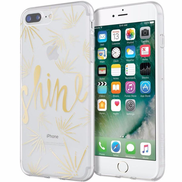Get your last stock for Incipio Design Series Metallic foil accented Case for iPhone 8 Plus/7 Plus - Shine. Free express shipping Australia wide with best services ever from authorized distributor and trusted official store Syntricate.