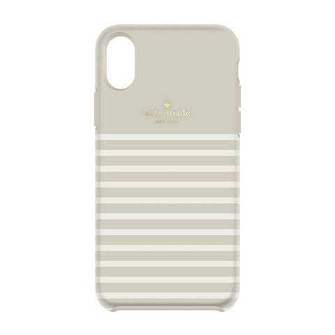 back view stripe case kate spade new york iphone xs max