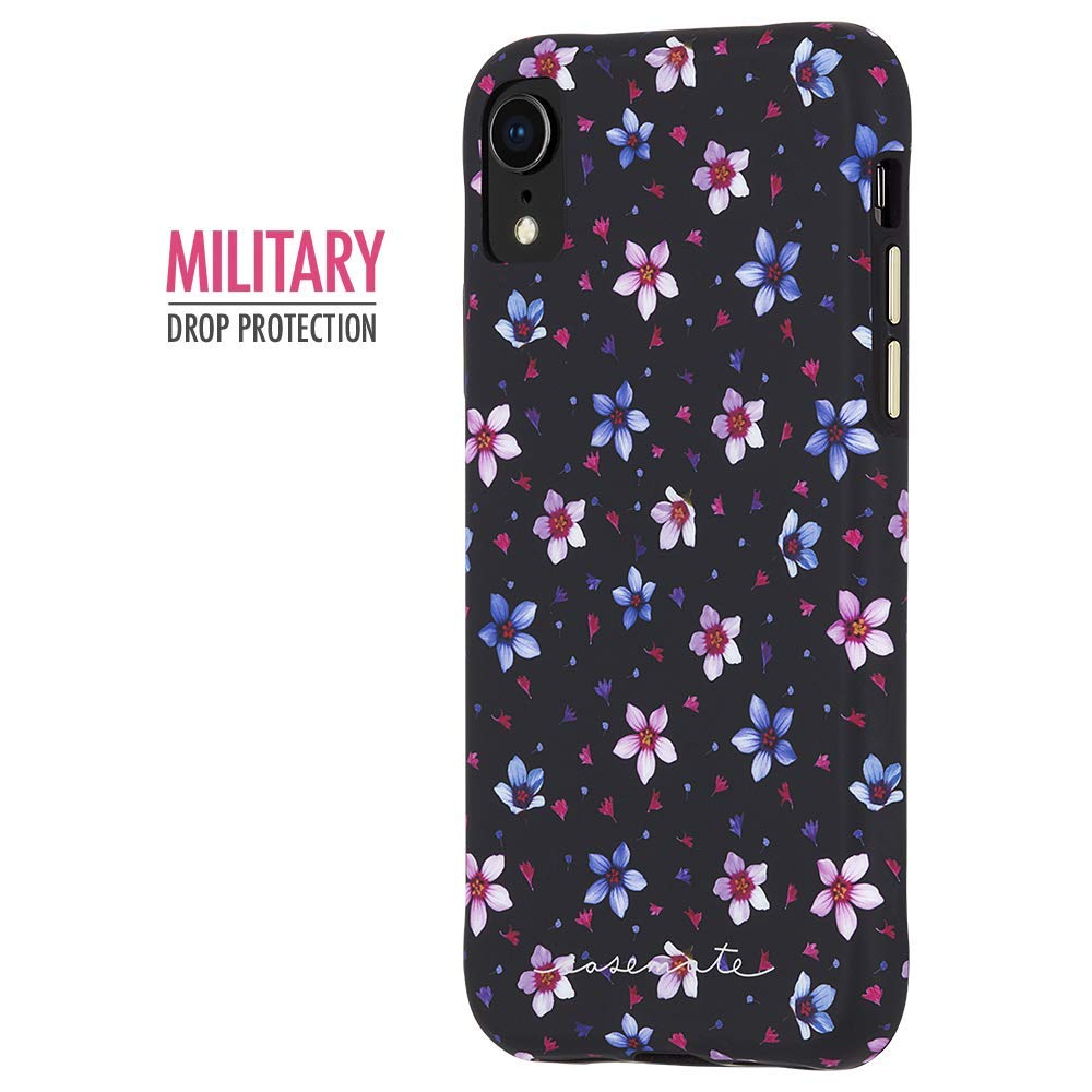CASEMATE WALLPAPER STREET CASE FOR IPHONE XR - FLORAL GARDEN Australia Stock