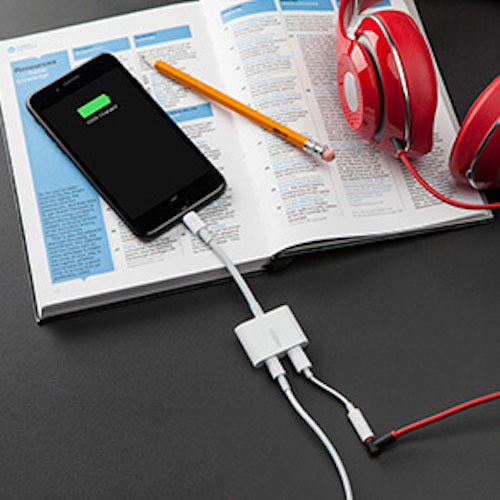 Shop Australia stock BELKIN DUAL PORT LIGHTNING AUDIO + CHARGER ROCKSTAR with free shipping online. Shop Belkin collections with afterpay Australia Stock