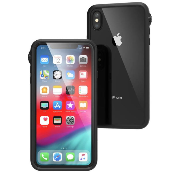 Grab it fast IMPACT PROTECTION CASE FOR IPHONE XS MAX - STEALTH BLACK FROM CATALYST with free shipping Australia wide.