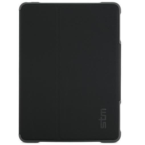 Shop Australia stock STM DUX RUGGED FOLIO CASE FOR IPAD AIR - BLACK with free shipping online. Shop Syntricate collections with afterpay Australia Stock