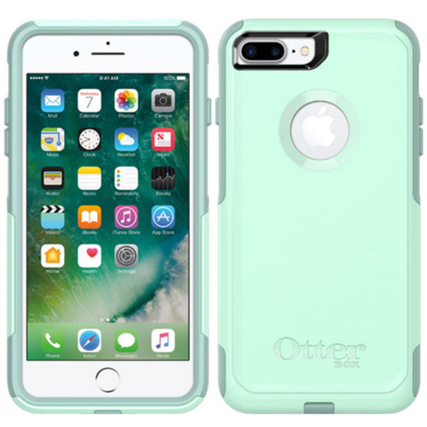 place to buy from authorized distributor Otterbox Commuter Slim Tough Case for iPhone 8 Plus/7 Plus - Ocean way free shipping australia