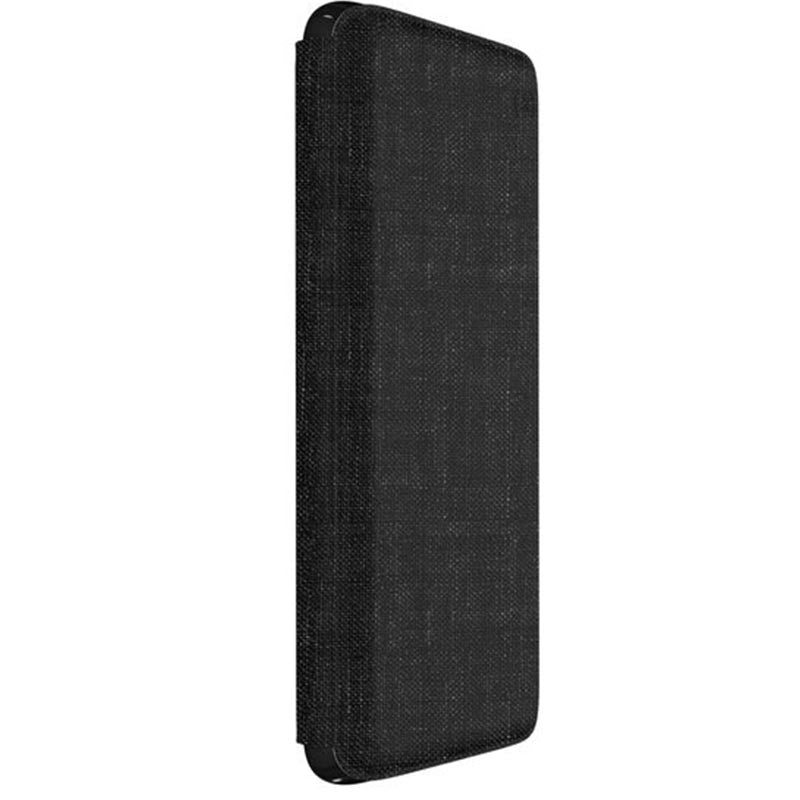 Speck Presidio Impactium Folio Case For Galaxy S9+ Plus Heathered Black/grey Australia Stock