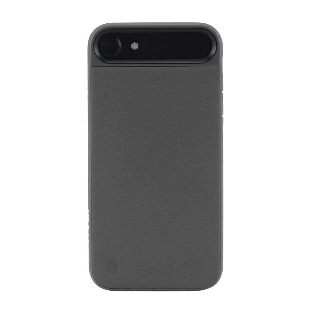 place to find genuine Incase Icon II Pebbled Leather TENSAERLITE Case for iPhone 8/iPhone 7 - Grey colour australia syntricate  Australia Stock