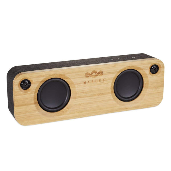 Shop Australia stock HOUSE OF MARLEY GET TOGETHER BLUETOOTH PORTABLE SPEAKER - SIGNATURE BLACK with free shipping online. Shop House of Marley collections with afterpay