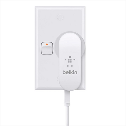 Belkin Dual Wall Charger with Lightning to USB Cable (10 Watt/2.1 Amp)