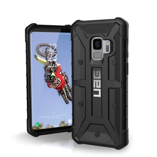 Uag Pathfinder Armor Shell Case For Samsung Galaxy S9 Black Colour
