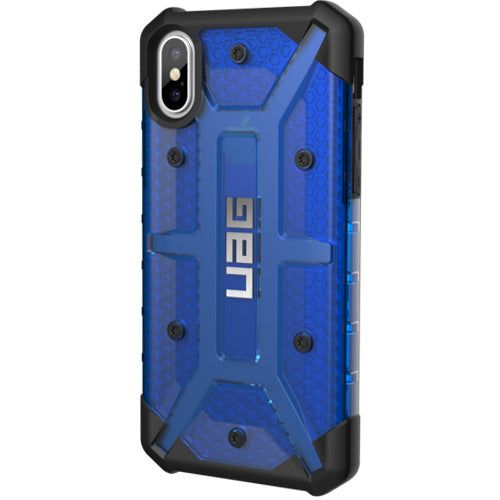 Shop Australia stock UAG PLASMA ARMOR CLEAR SHELL CASE FOR iPHONE XS/X - COBALT with free shipping online. Shop UAG collections with afterpay Australia Stock