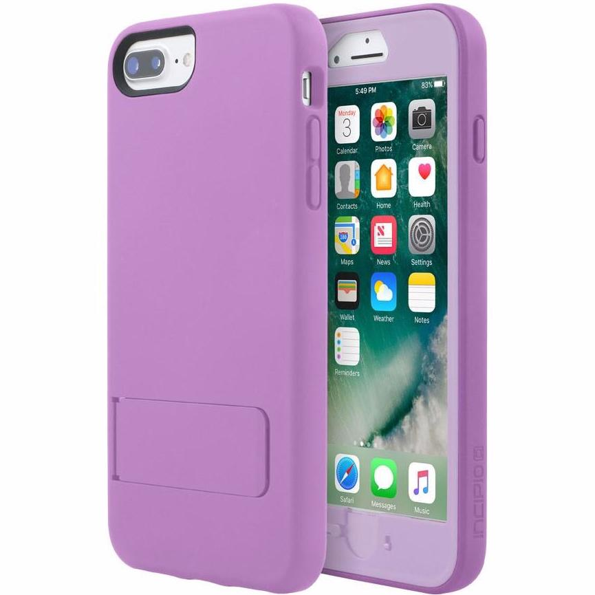 Place to shop and buy genuine Incipio kiddy lock childproof home button case for iphone 8 Plus/ 7 plus/6s plus purple. Australia wide free express shipping from official and trusted online store Syntricate. Australia Stock